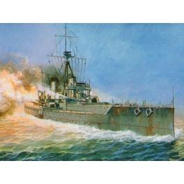 """Britų karinis laivas """"Dreadnought"""""""