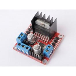 HW-01 žingsninio variklio valdiklis su L298N