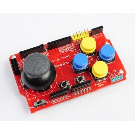 Žaidimų vairasvirties modulis Arduinui