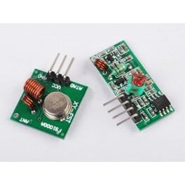 433 MHz RF siųstuvas imtuvas