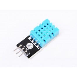 DHT11 temperatūros ir santykinės drėgmės sensorius