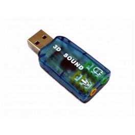 USB garso korta pcDuino plokštei