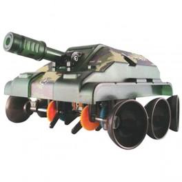Titan tankas + mūšio sistema