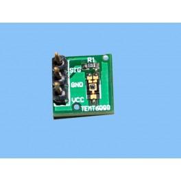 TEMT6000 Apšvietimo sensorius