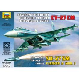Sukhoy Su-27SM
