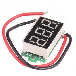 Voltage indicattor 3,3-30V
