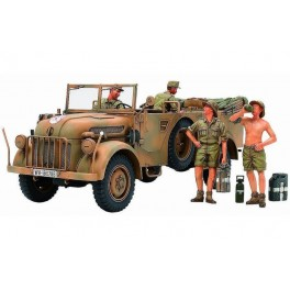 Automobilis Steyr Type 1500A/01 Afrikos korpusas