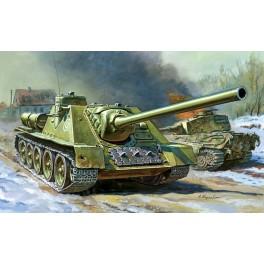 Tankų naikintojas SU-100
