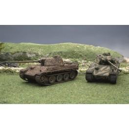 Tankas Panther G