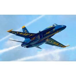 """F/A-18 Hornet """"Blue Angels"""""""