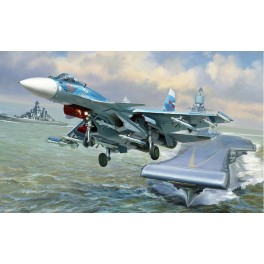 SU-33 Flanker D