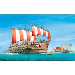 Laivas Greek Triera