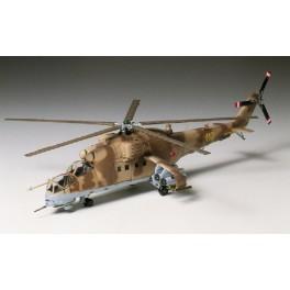 Sraigtasparnis MI-24 HIND