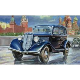 Automobilis GAZ M1